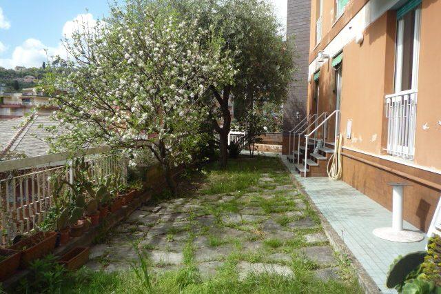 Rapallo - Appartamento 6 Posti Letto Con Grande Giardino 026