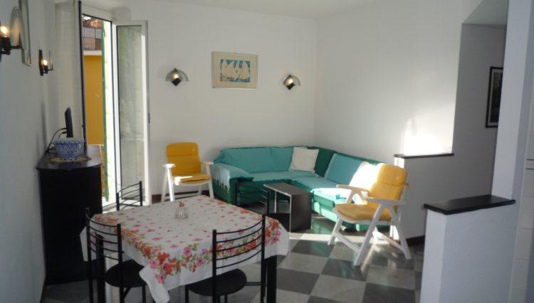 Rapallo Affitto Zona Parco - Sala (3)