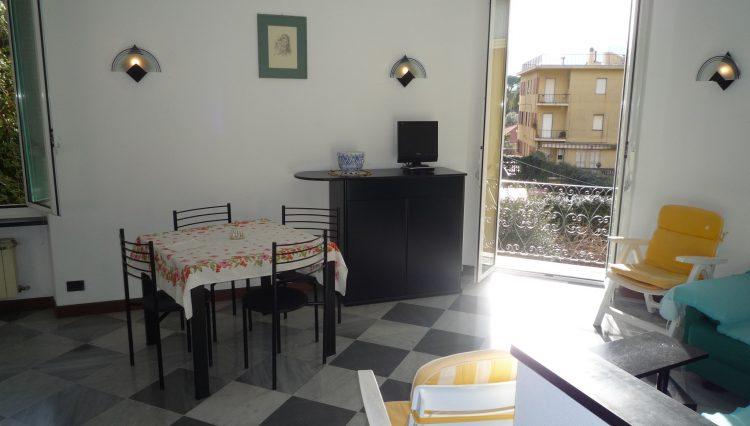 Rapallo Affitto Zona Parco - Sala (9)