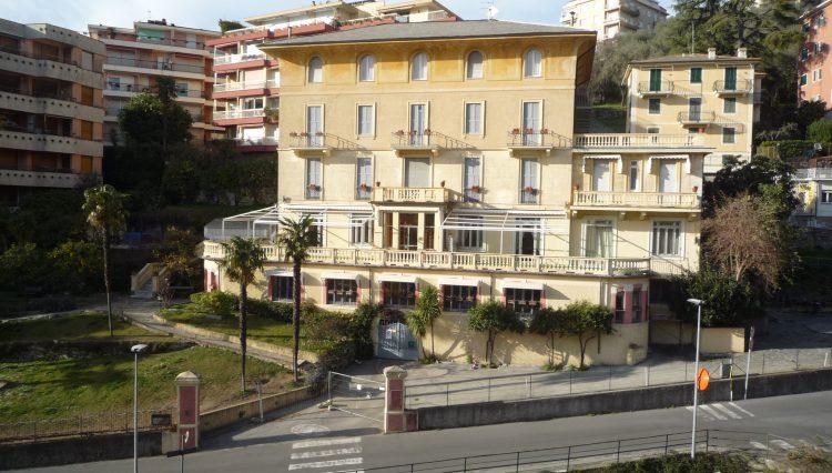 Rapallo Affitto Zona Parco - Vista (2)