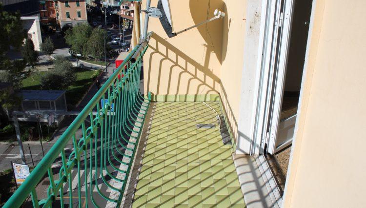Trilocale Centrale - Balcone 3