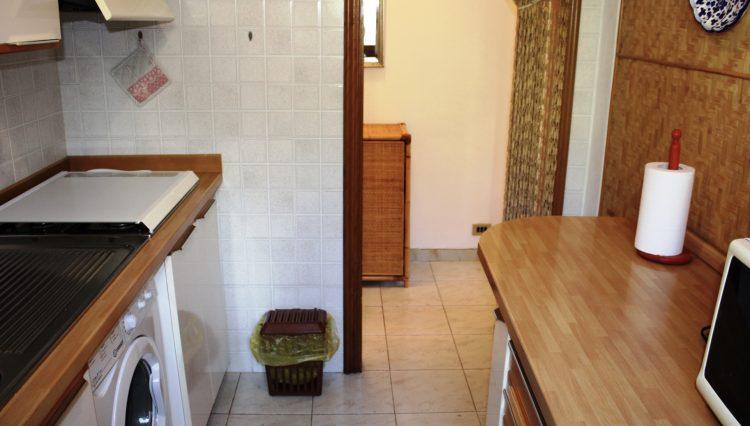 Bilocale Nel Verde - Cucina 3