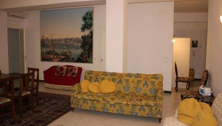 Appartamento Zona Porto - Salone 3
